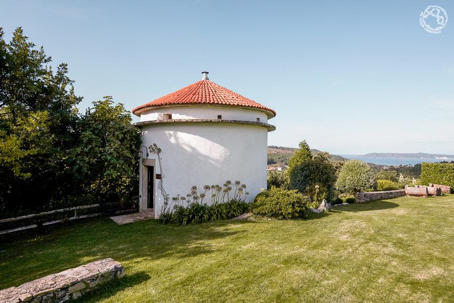 Torre de Laxe alojamiento Costa da Morte